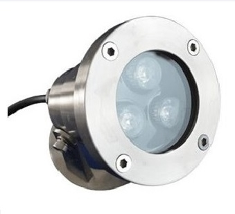5W LED underwater spotlight